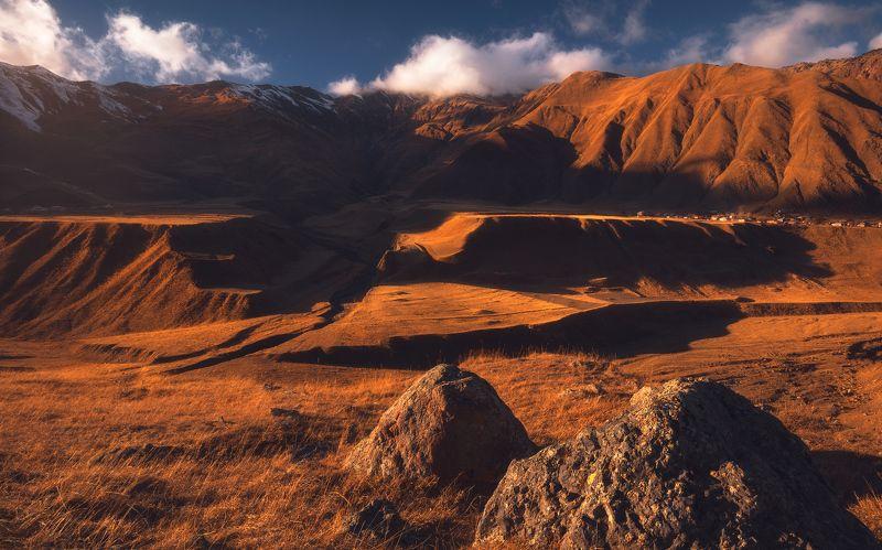 Осень в долине Терекаphoto preview
