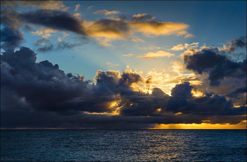 Тропический закатphoto preview