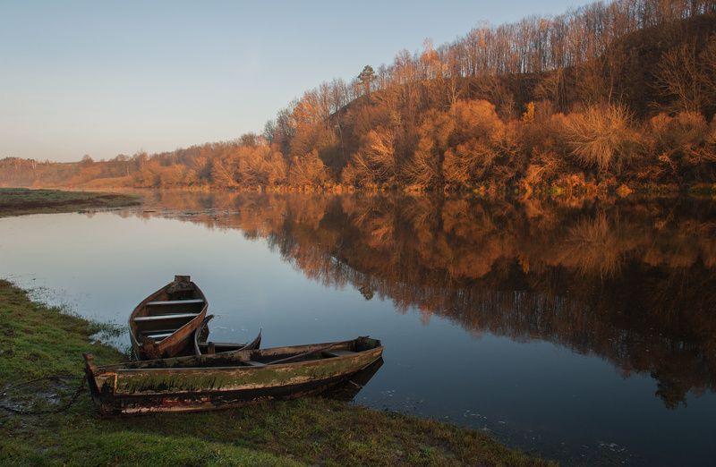 Осенний берегphoto preview