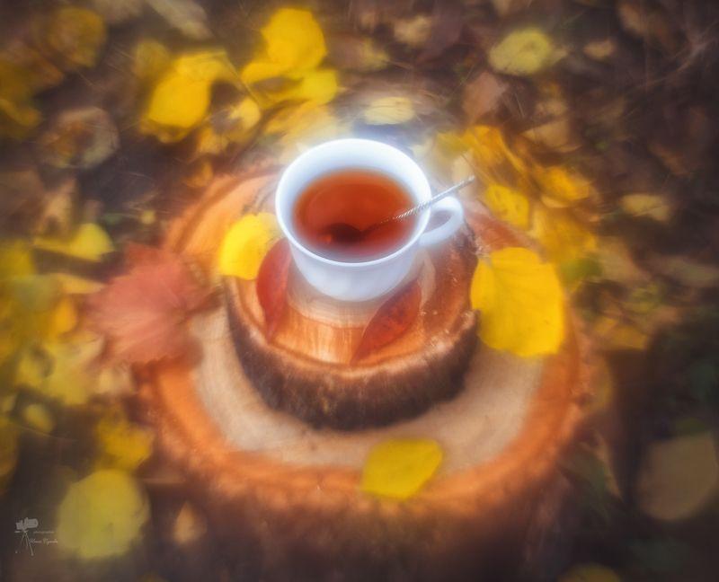 чай с нотками осени..photo preview