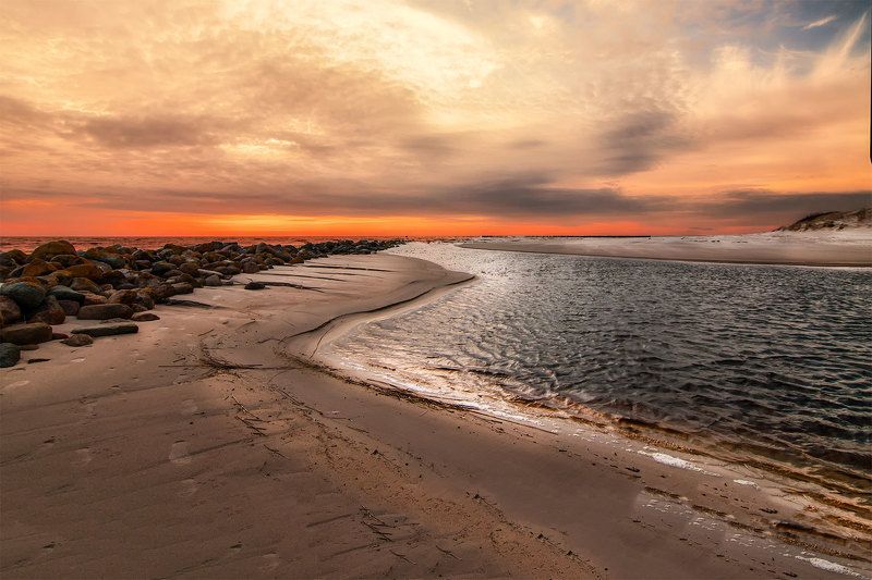 sunset,seascape,sand,sky Sunsetphoto preview