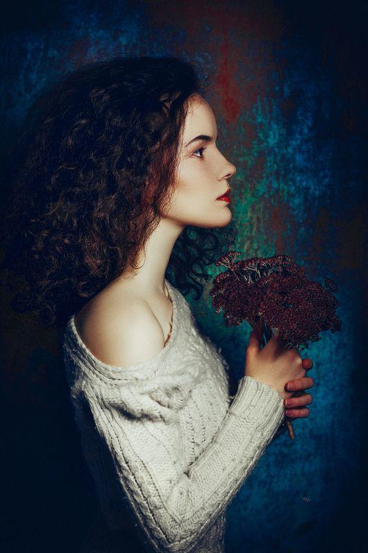 woman, beauty, portrait, studio, art Viktorijaphoto preview