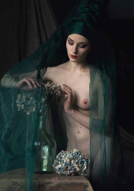 fine art nude Оживление. Продолжение серии \