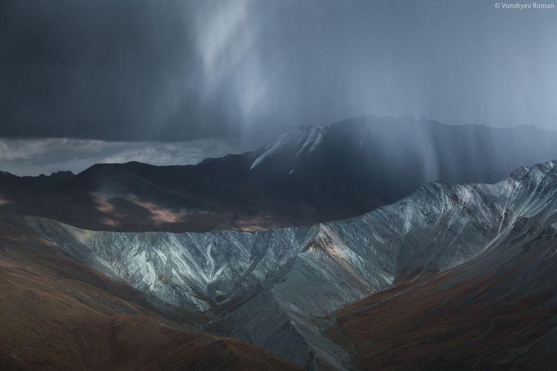 алтай, горы, снег, горный алтай, осень, Ярлуphoto preview