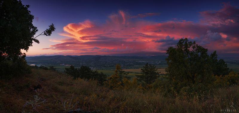 крым, гроза, рассвет, июнь, облака. После грозы.photo preview