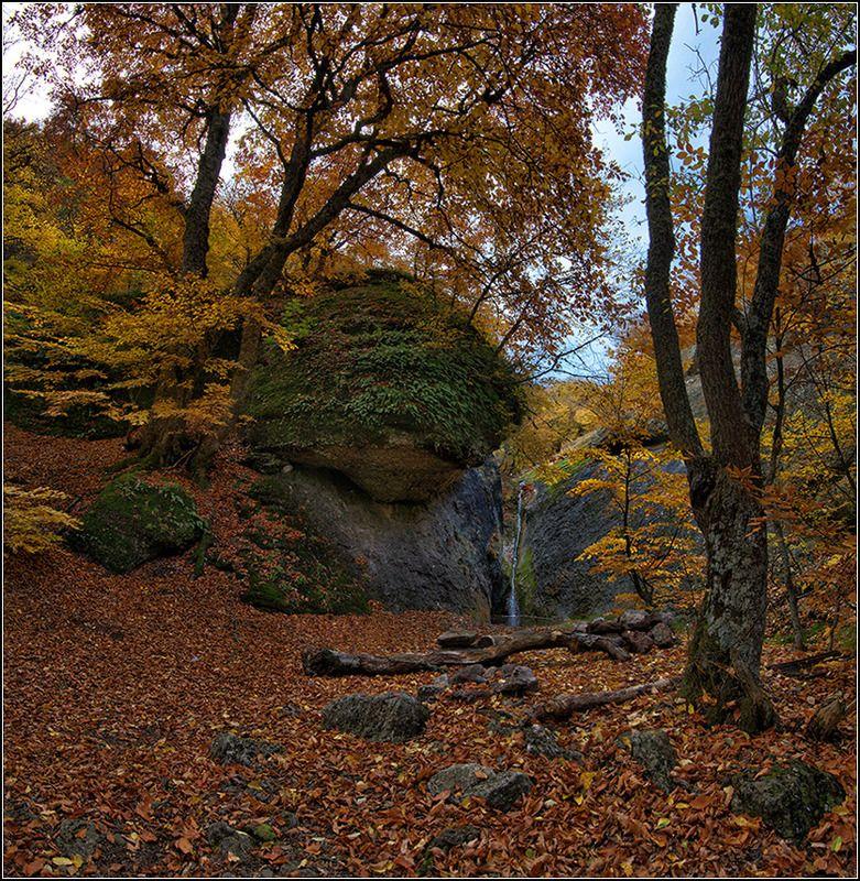 крым, осень, демерджи, р.джурла Вот и Осень пришлаphoto preview