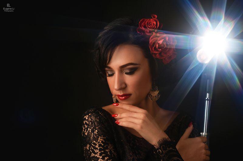 студия, портрет, девушка Юлияphoto preview