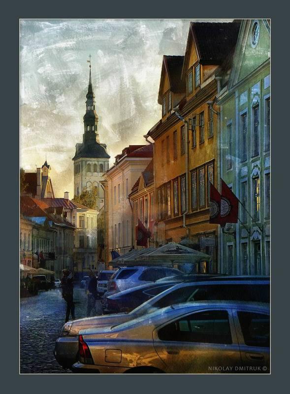 город, эстония, музыка город для двоих. Таллиннphoto preview