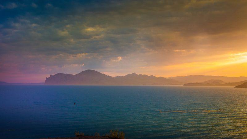 Крым закатныйphoto preview