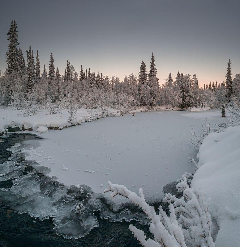 ловчоррйок, кольский, север, ноябрь, хибины Зима приближается.photo preview