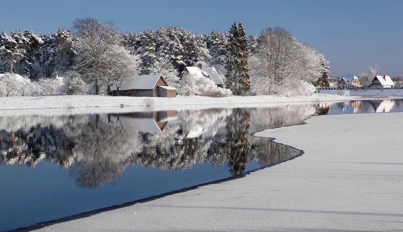 Про замерзающие рекиphoto preview