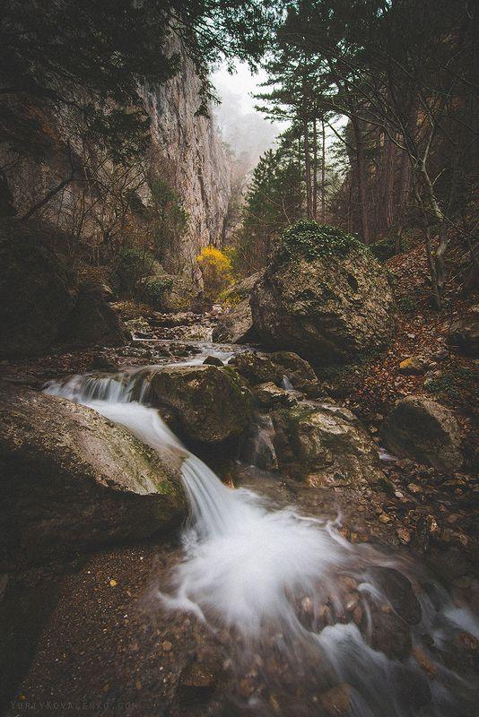 крым Ущелье Уч-Кошphoto preview