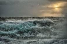 Море оно разное