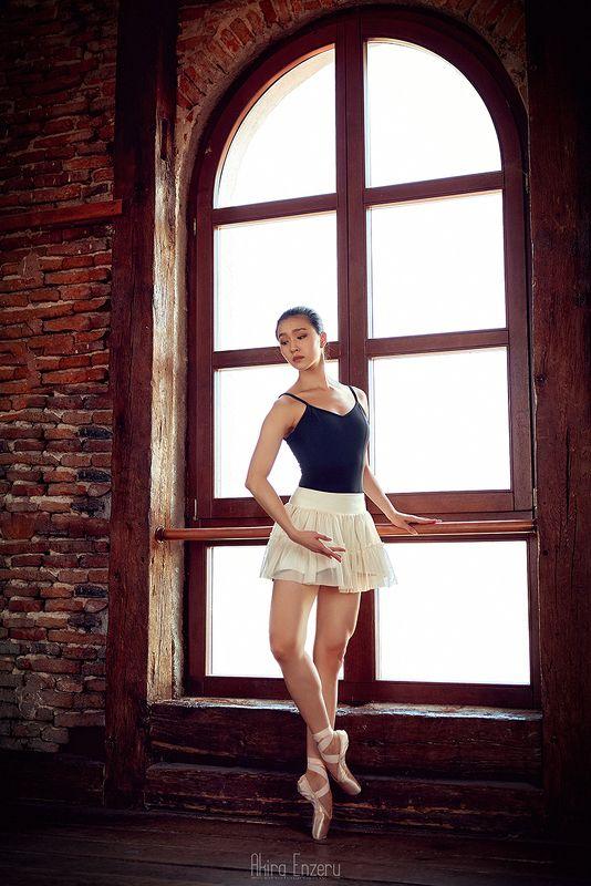 ballerina, dance, dancing, portrait, nude, Портрет балериныphoto preview