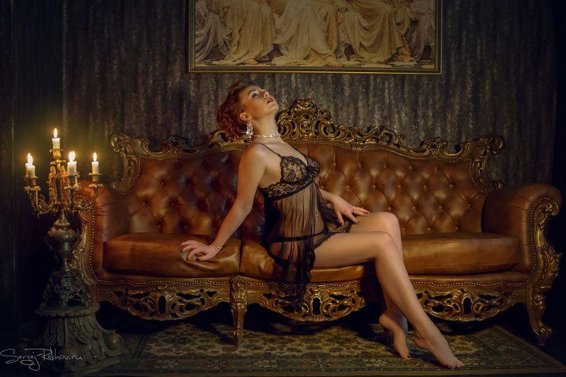 студия цитадель, эротика, леди, рехов, сергейрехов Однажды ночью...photo preview
