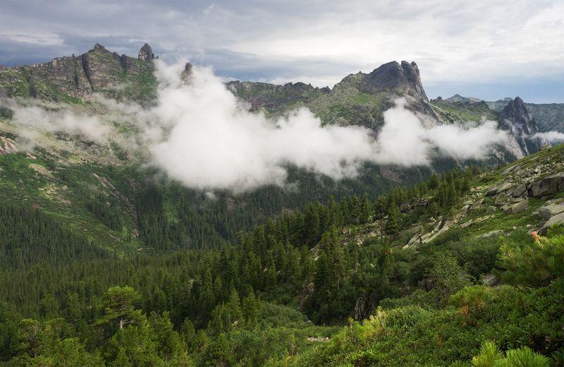 ...Туман над горами...2photo preview