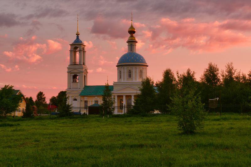 Июньские ночи в Бужаниновоphoto preview
