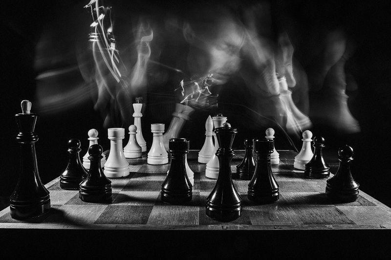 шахматы Шахматная дуэльphoto preview