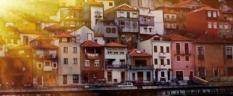 Утро в Порту.photo preview