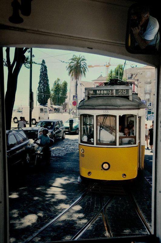 Знаменитый трамвай №28photo preview