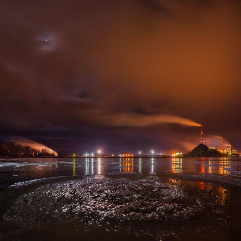 карабаш, луна, лед, медь Луна и Солярисphoto preview