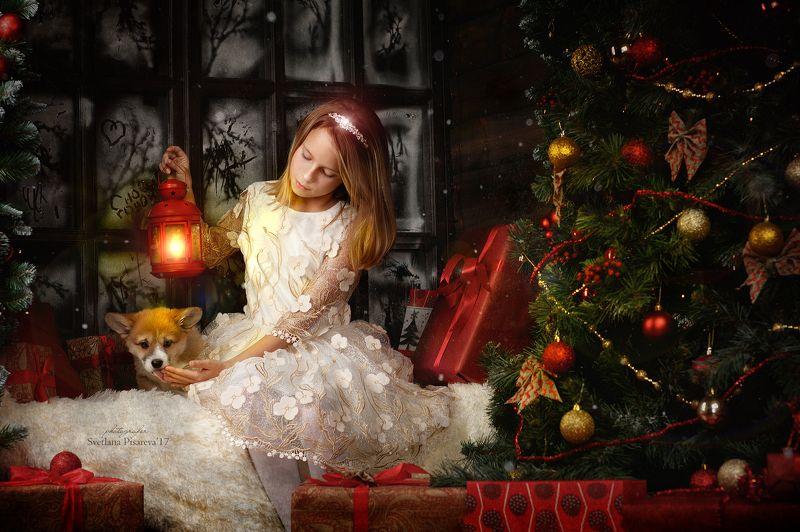 Новогоднее настроение...photo preview