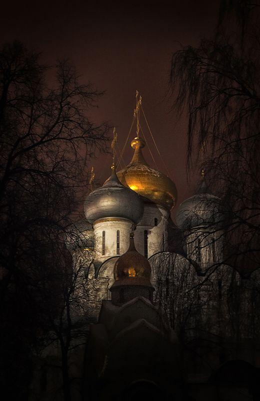 Новодевичий монастырь.photo preview
