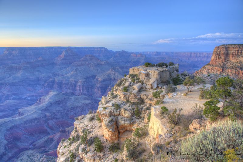 sunset,grand canyon,arizona, september, evening,tranquility,silence,serenity Silence.photo preview