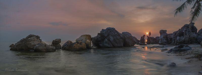 остров, закат, путешествия, природа, вьетнам, фукуок, phu quoc Остров закатовphoto preview