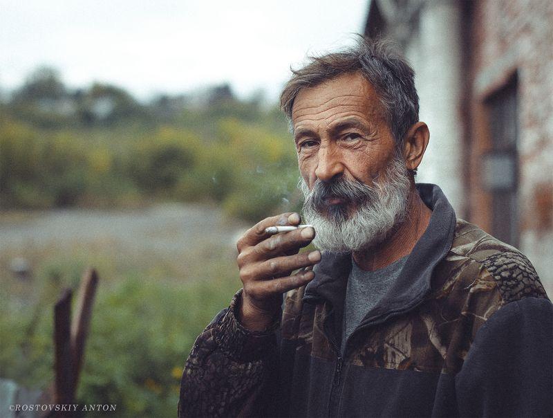 Россия, портрет, Мужик Портрет неизвестногоphoto preview
