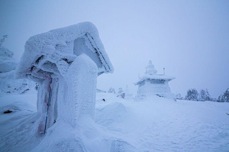 Врата буддийского монастыряphoto preview