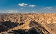 Иудейская пустыня, Вади кельт...