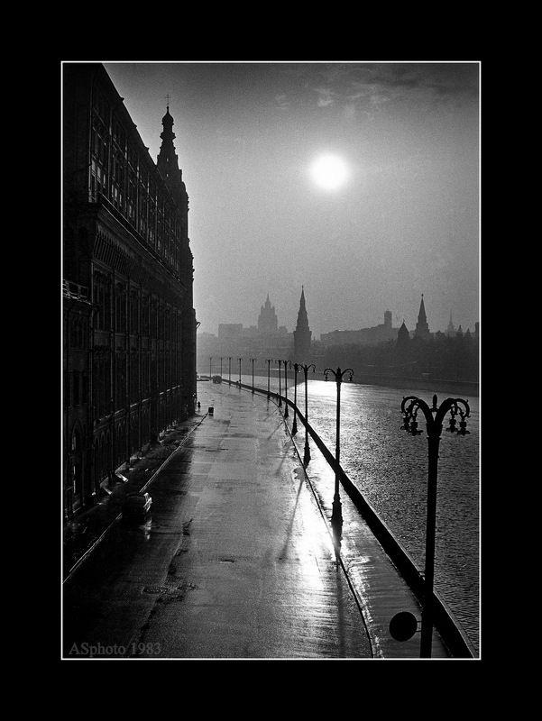 сергей алексеев, пейзаж, город Фото прошлого векаphoto preview
