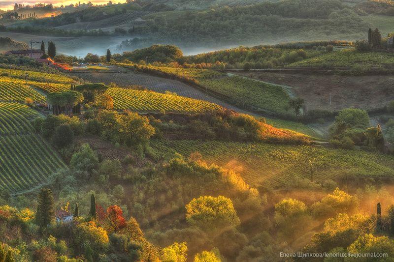 Тоскана. Утроphoto preview