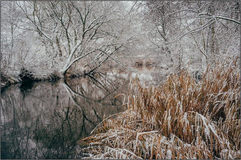 А вот и зима...photo preview
