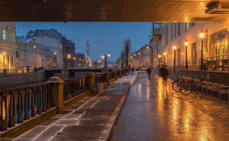 Самая элегантная велопарковка в Санкт-Петербургеphoto preview