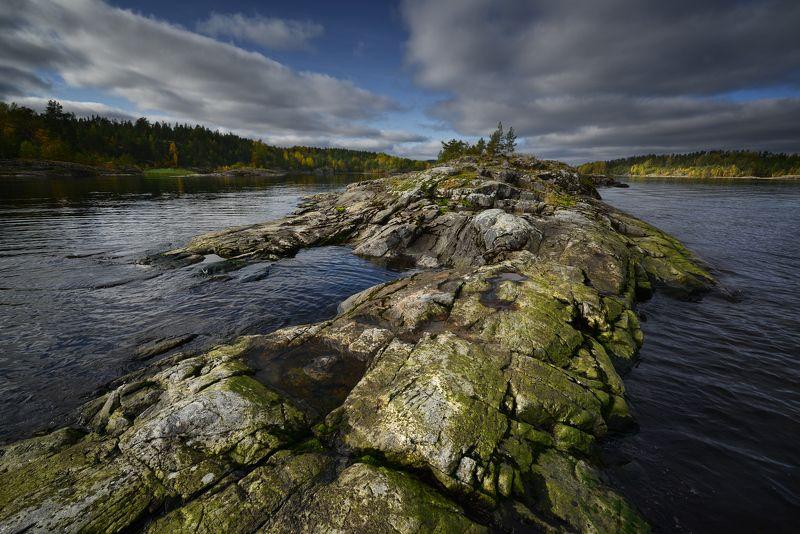 Островок на Ладоге....photo preview