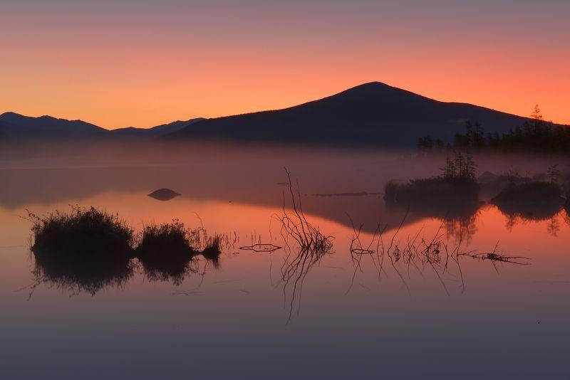 Утро на озере Джека....photo preview