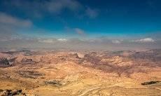 Пустыня Арава...