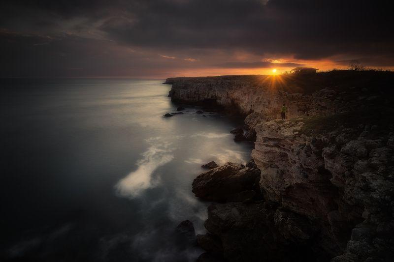 Sunset on the SeaShorephoto preview