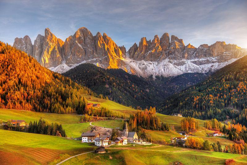 Доломитовые Альпы...photo preview