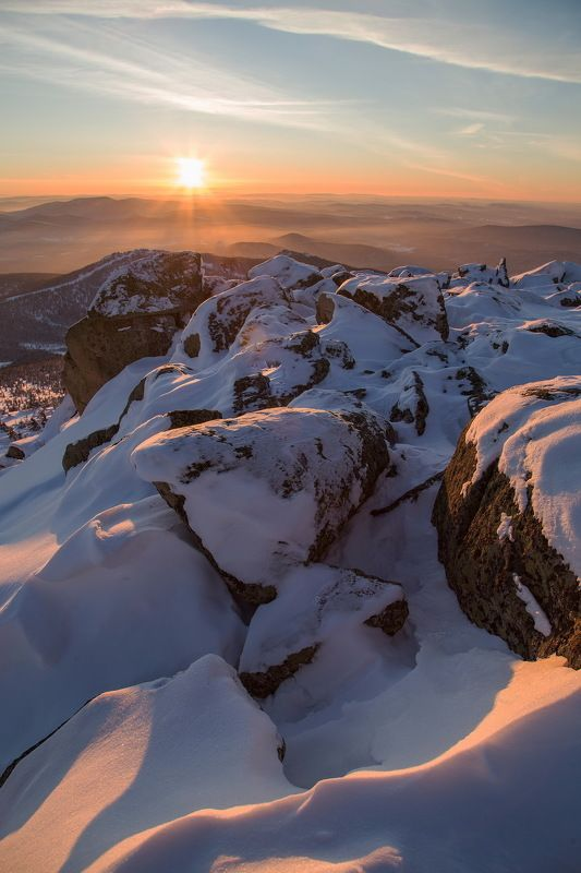 шерегеш, сибирь, кузбасс, горы, зима, снег Шерегешские истории...photo preview