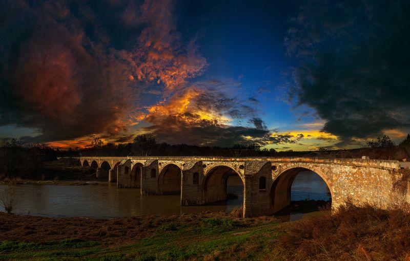 ceclii, sky, bridge photo preview