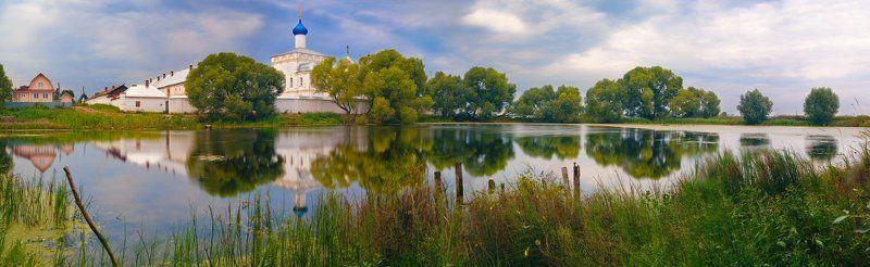 церковь, переславль, залесский предвечерняяphoto preview