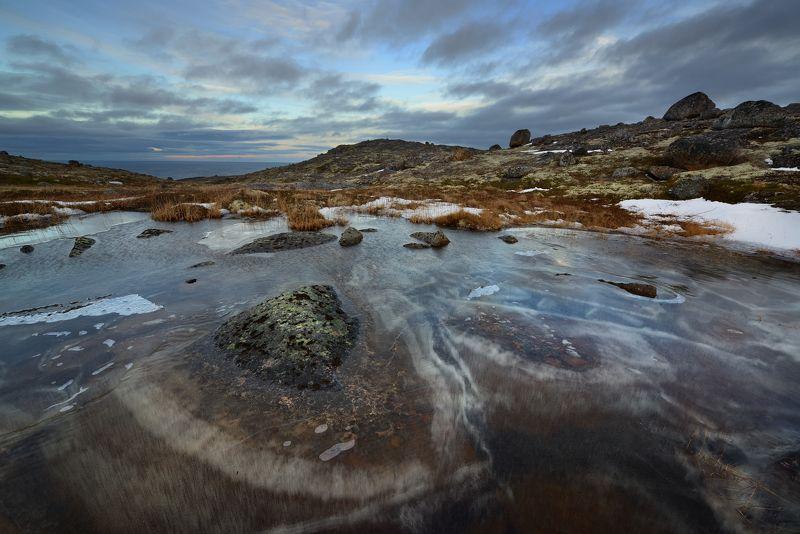 Вода и камни...photo preview