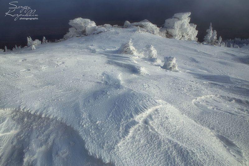 Под снежным покрывалом.photo preview