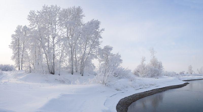 ...Зимний этюд...3photo preview
