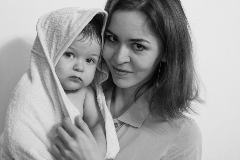 Мать и сынphoto preview