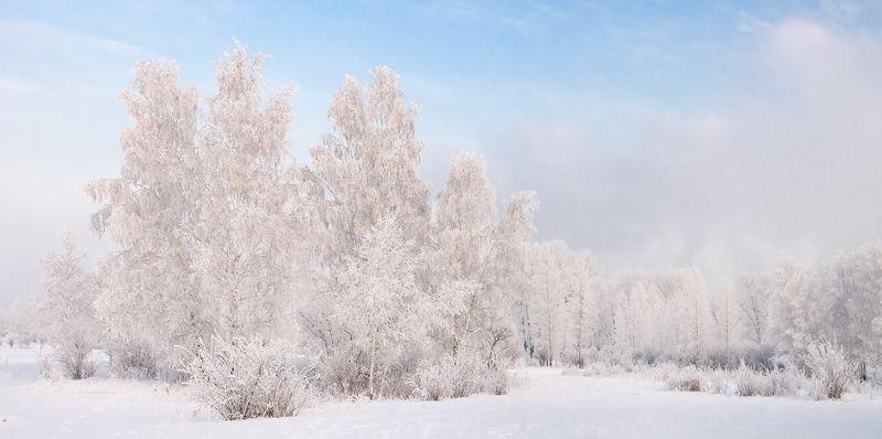 ...Зимний этюд...5photo preview