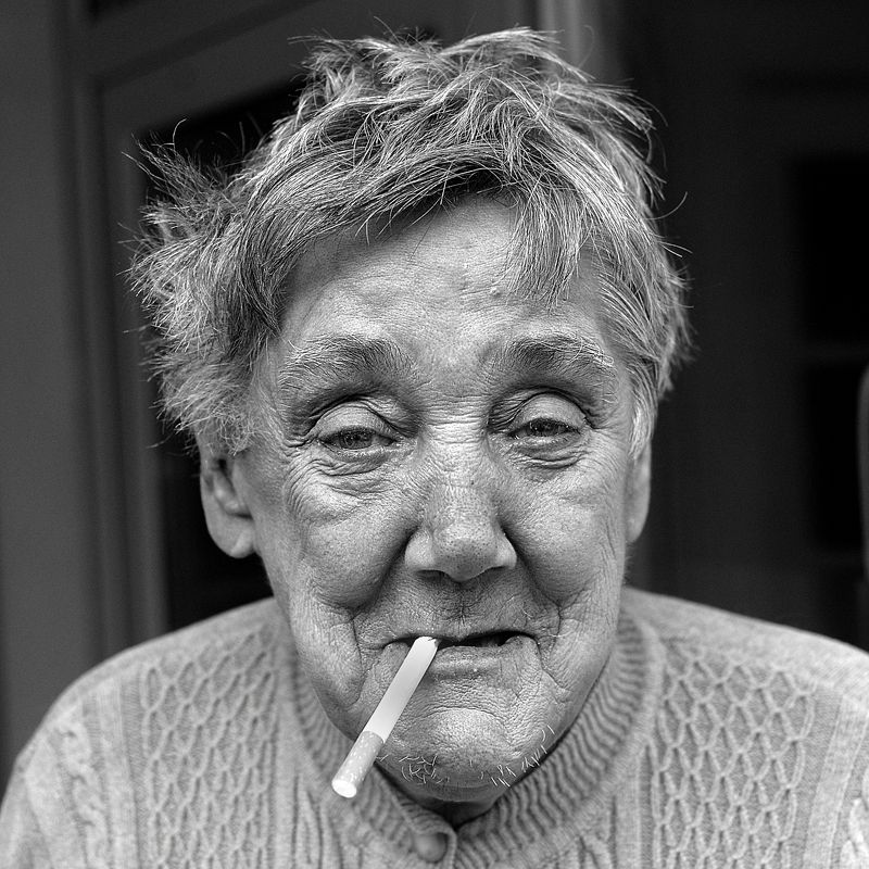 Portraits of people from the Outremeuse district in Liège(Belgium).photo preview